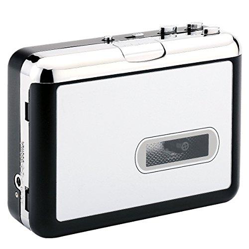 Tonor MP3 コンバータ MP3変換プレーヤー カセットテープ ディジ...