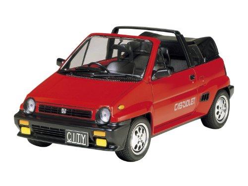 1/24 スポーツカーシリーズ No.50 Honda シティ カブリオレ 24050