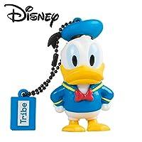 GreyStar TRIBE ディズニー ドナルドダッグ USB フラッシュメモリー ドライブ DISNEY Donald Duck FD019505