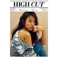 韓国雑誌 HIGH CUT(ハイカット)192号 (イ・ヒョリ表紙/After Schoolのナナ、AOAのソルヒョン、LOONAのヒジン&ヒョンジン&ハスル&ビビ記事)