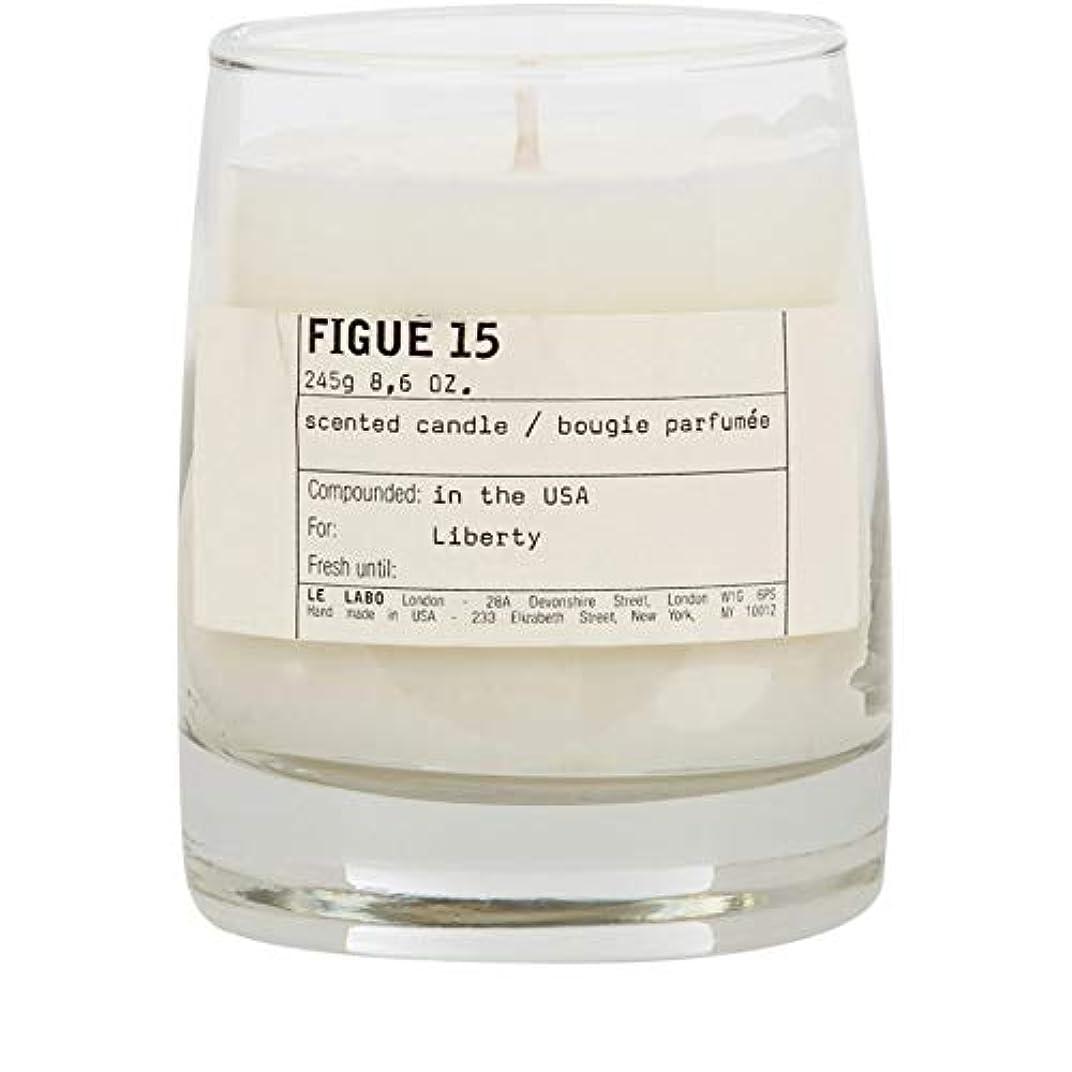 打たれたトラックモック十代の若者たち[Le Labo ] ルラボFigue 15キャンドル245グラム - Le Labo Figue 15 Candle 245g [並行輸入品]