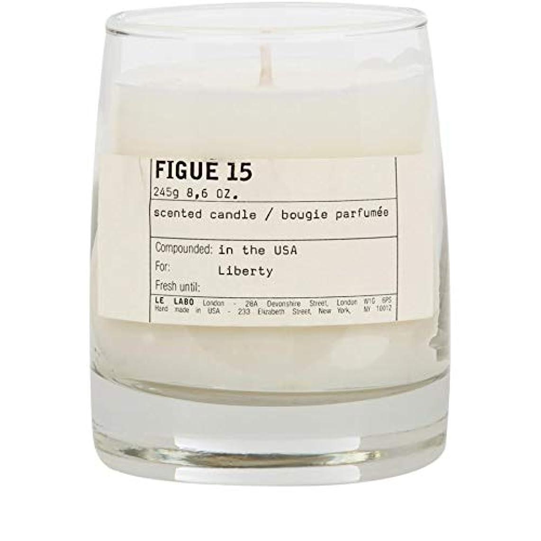 事前背景アスリート[Le Labo ] ルラボFigue 15キャンドル245グラム - Le Labo Figue 15 Candle 245g [並行輸入品]
