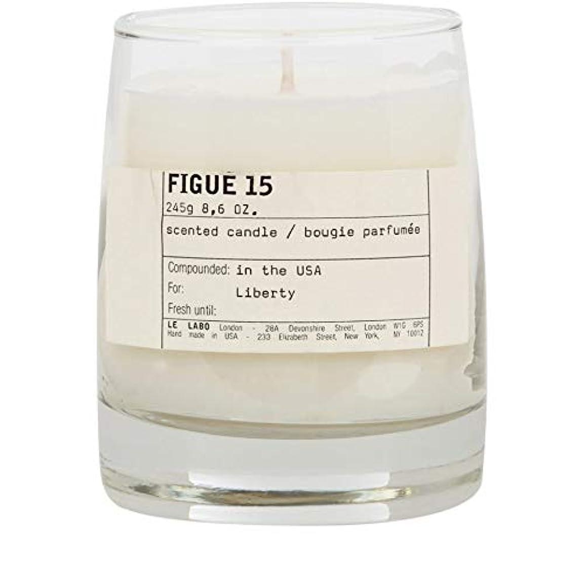 日常的に空港スクワイア[Le Labo ] ルラボFigue 15キャンドル245グラム - Le Labo Figue 15 Candle 245g [並行輸入品]