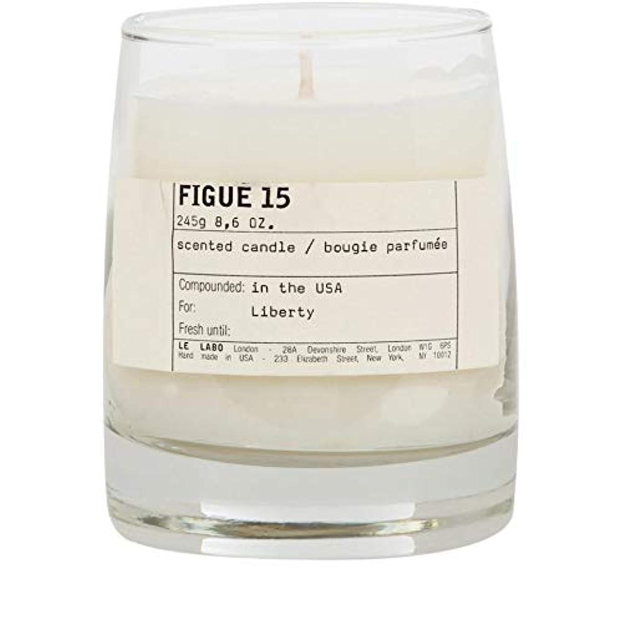 トラブルペグ聖域[Le Labo ] ルラボFigue 15キャンドル245グラム - Le Labo Figue 15 Candle 245g [並行輸入品]