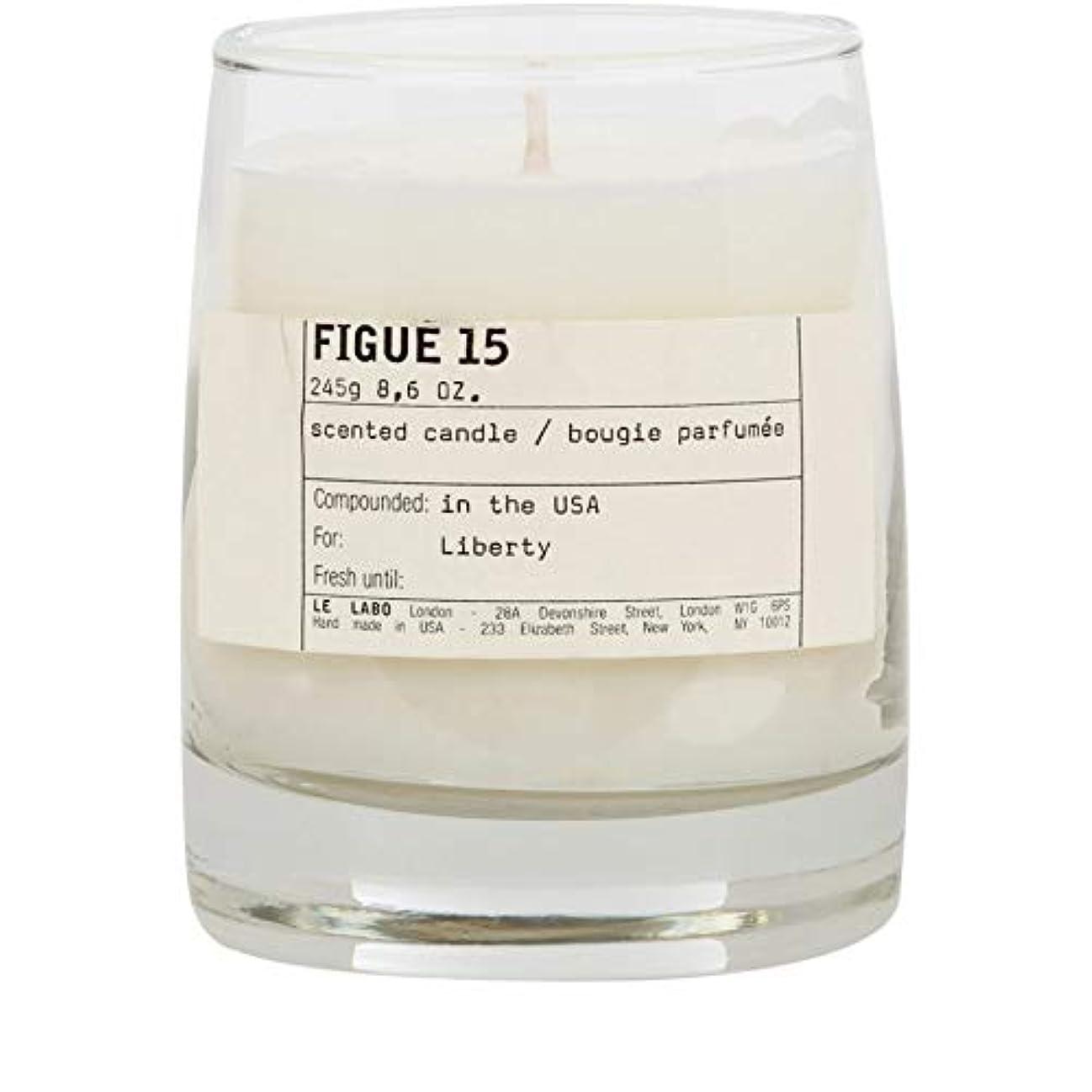と闘う詐欺刺繍[Le Labo ] ルラボFigue 15キャンドル245グラム - Le Labo Figue 15 Candle 245g [並行輸入品]