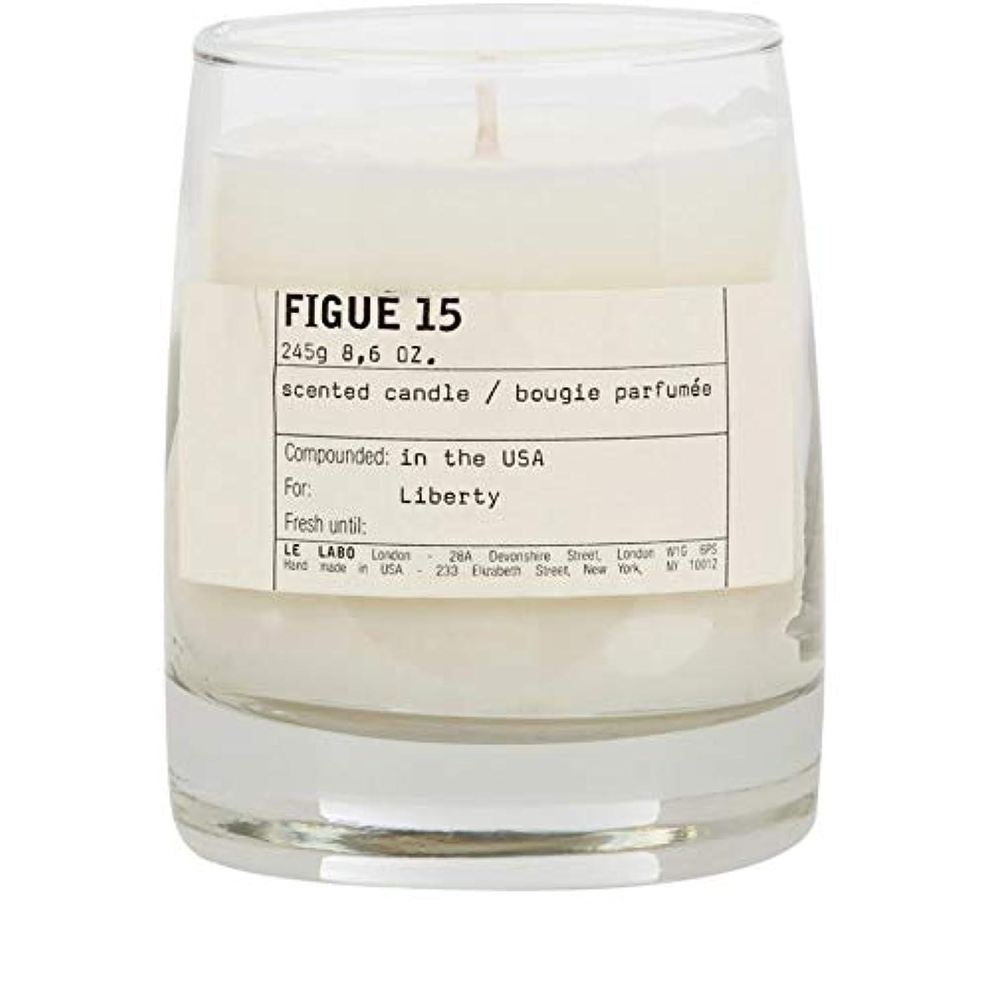 うつ止まる対象[Le Labo ] ルラボFigue 15キャンドル245グラム - Le Labo Figue 15 Candle 245g [並行輸入品]