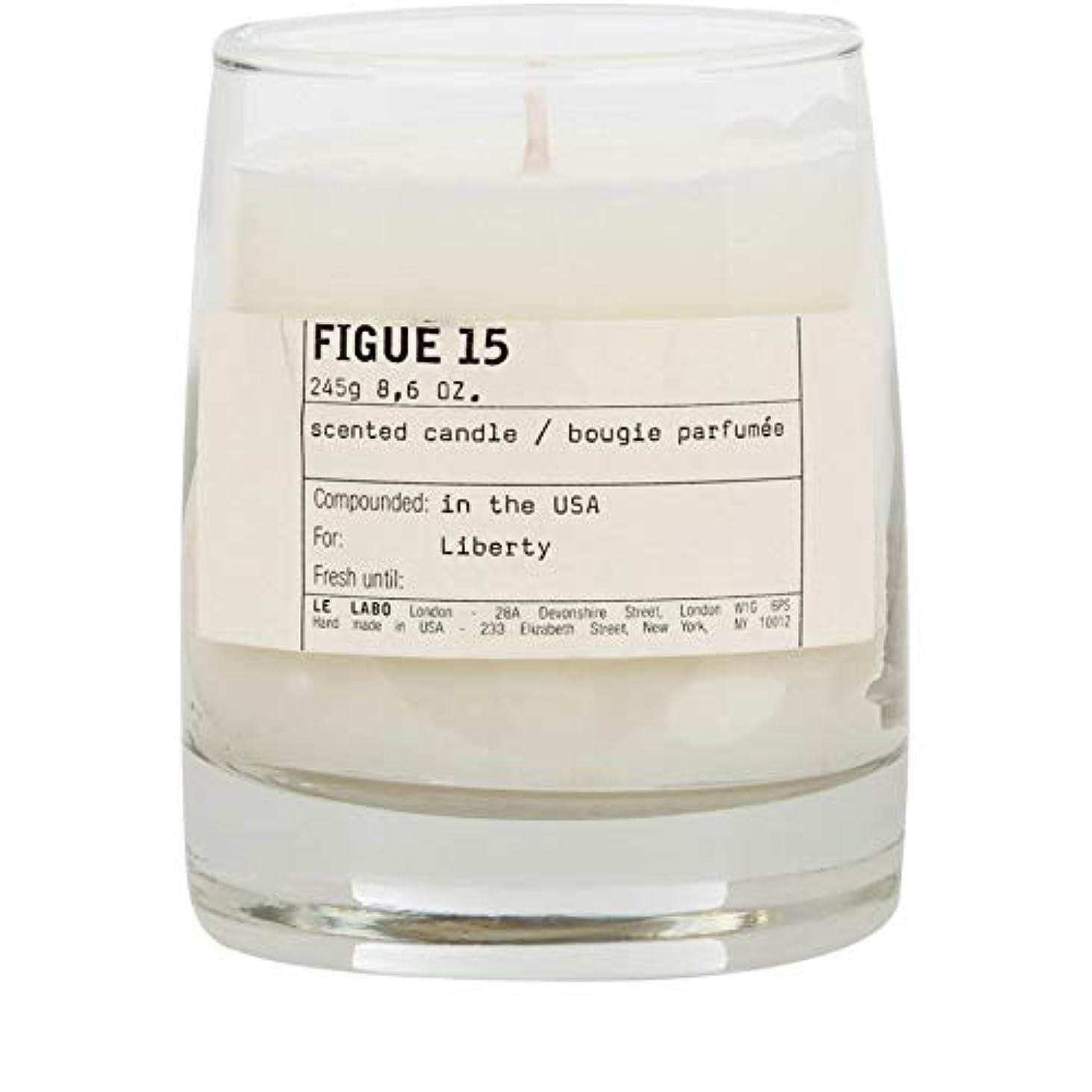 該当するささいなアブセイ[Le Labo ] ルラボFigue 15キャンドル245グラム - Le Labo Figue 15 Candle 245g [並行輸入品]