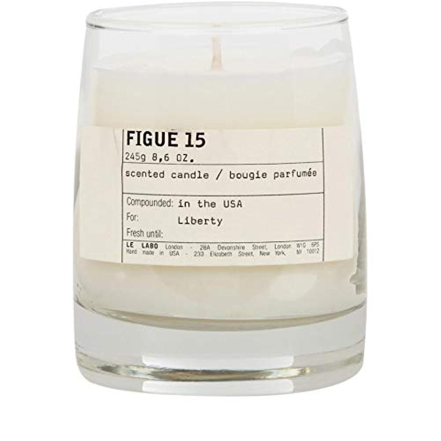 露出度の高い一般化するパントリー[Le Labo ] ルラボFigue 15キャンドル245グラム - Le Labo Figue 15 Candle 245g [並行輸入品]