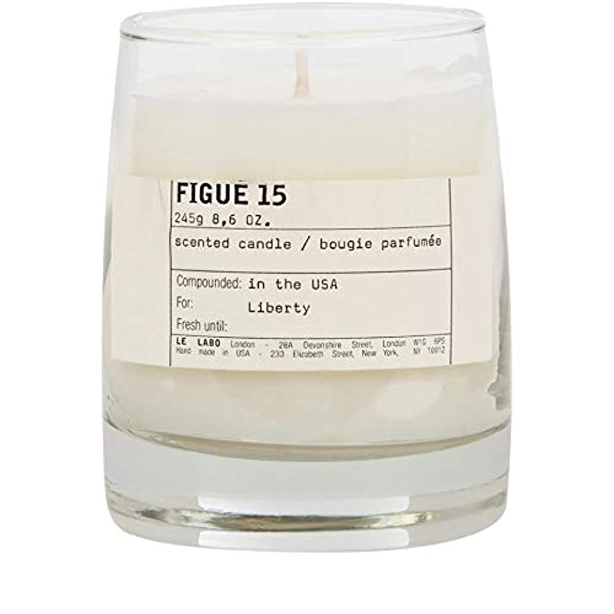 不平を言う寄生虫同時[Le Labo ] ルラボFigue 15キャンドル245グラム - Le Labo Figue 15 Candle 245g [並行輸入品]