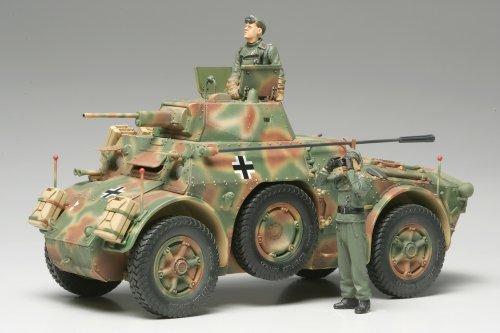 1/35スケール限定 ドイツ装甲偵察車 AB43 89697