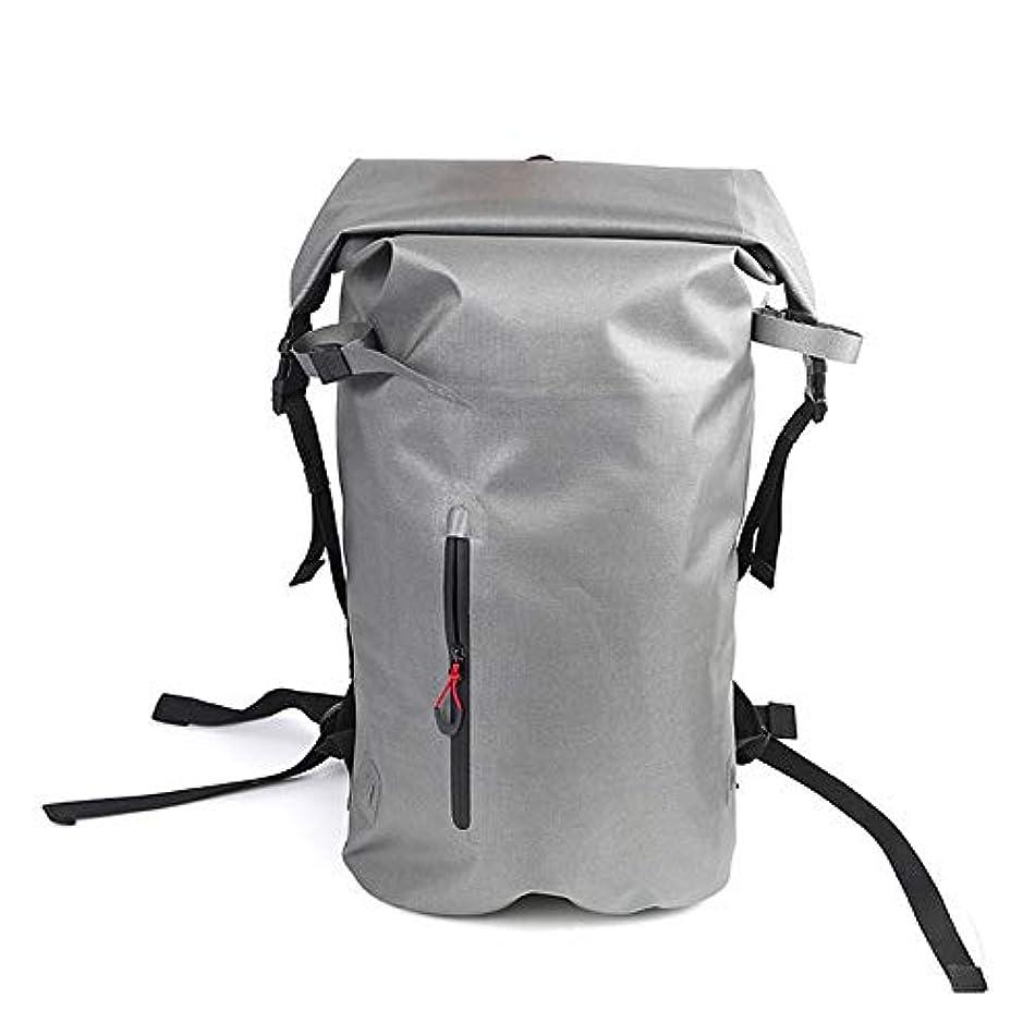 学期質量離れたBjzxz キャンプ 防水バッグ バックパック L 30L 釣り用具バッグ