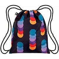 Geometric Circles Backpack