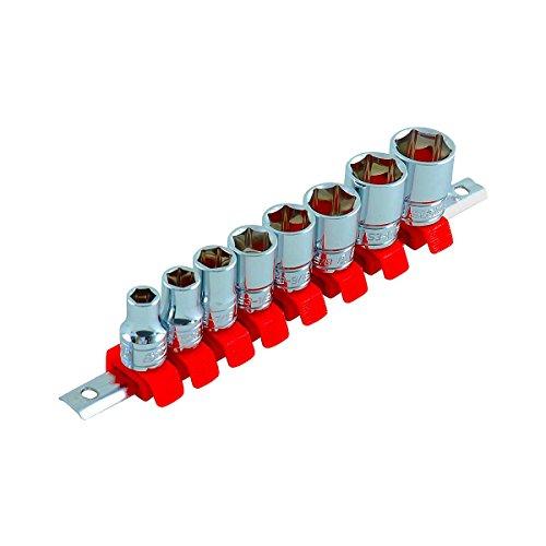 SK11 ソケットセット インチ用 8個組 差込角 9.5mm (3/8インチ) SHS308I