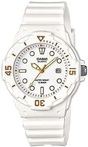 [カシオ]CASIO 腕時計 スタンダード アナログ表示 10気圧防水 ホワイト X ホワイト 国内メーカー保証付き LRW-200H-7E2JF