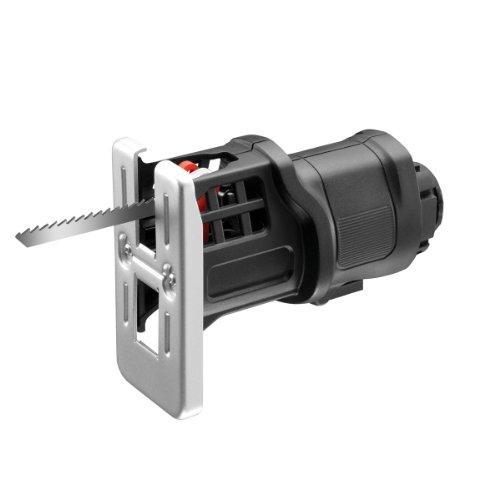 RoomClip商品情報 - ブラックアンドデッカー(BLACK+DECKER) マルチエボヘッドアタッチメント ジグソー 18V用 EJS183
