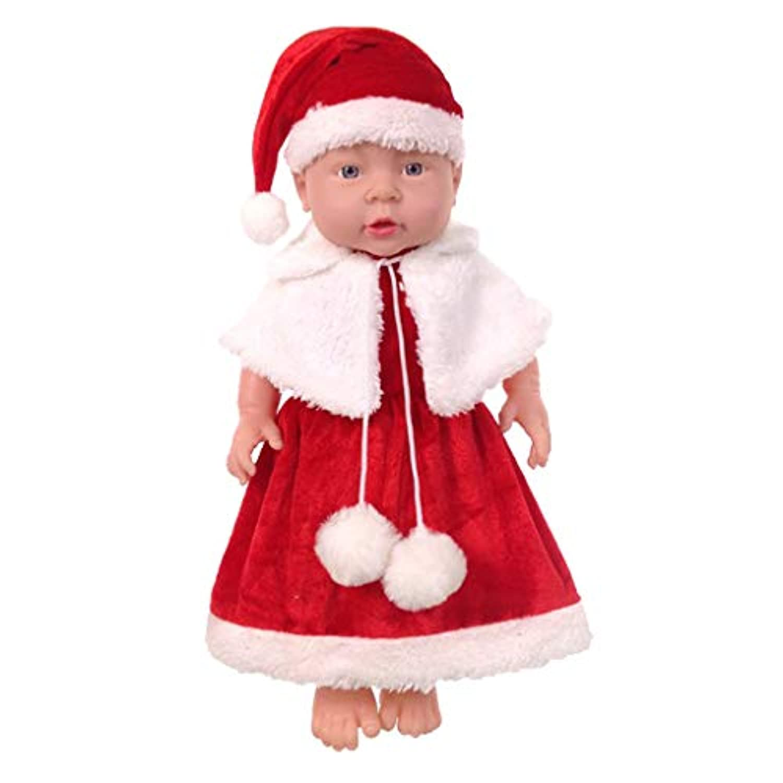 KESOTO リボーンベビードール シリコーン製 赤ちゃん人形 リボーンドール 41cm 可愛い子供おもちゃ