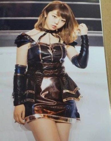 AKB48 シュートサイン 3/20 CD 会場購入特典 生写真 峯岸みなみ