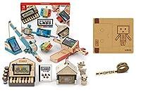 Nintendo Labo (ニンテンドー ラボ) Toy-Con 01: Variety Kit 【Amazon.co.jp限定】オリジナルマスキン...