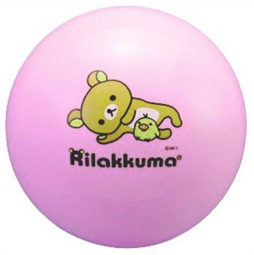 リラックマ カラーボール ピンク