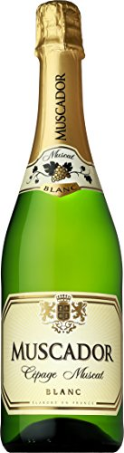 【フランスで1番売れているスパークリグワイン】ミュスカドール マスカット スパークリングワイン (やや甘口) [ スパークリング 甘口 フランス 750ml ]
