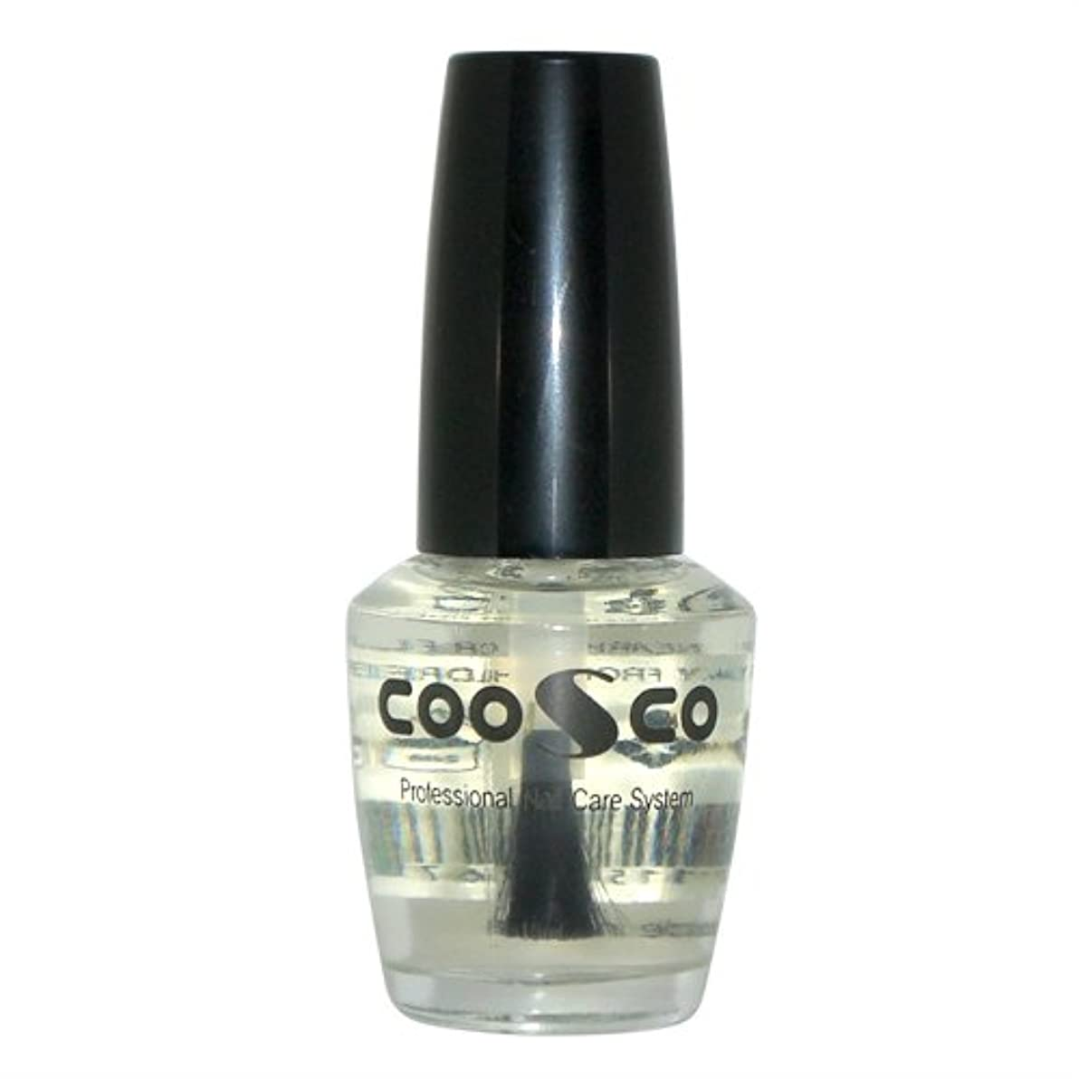 聡明装置プログラムチェスネイル用 CCトップコート (COOSCO Professional Nail Care System CC Top Coat) 15mL