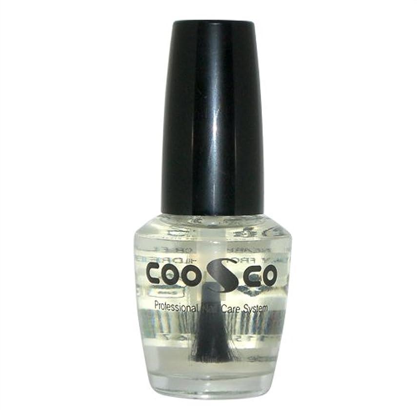 甲虫簡略化する楽なチェスネイル用 CCトップコート (COOSCO Professional Nail Care System CC Top Coat) 15mL