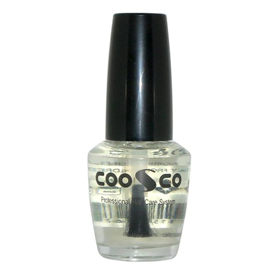 耐久矛盾ランチョンチェスネイル用 CCトップコート (COOSCO Professional Nail Care System CC Top Coat) 15mL