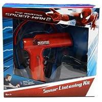 The Amazingスパイダーマン2 Sonar Listening Kitおもちゃクリスマスギフト