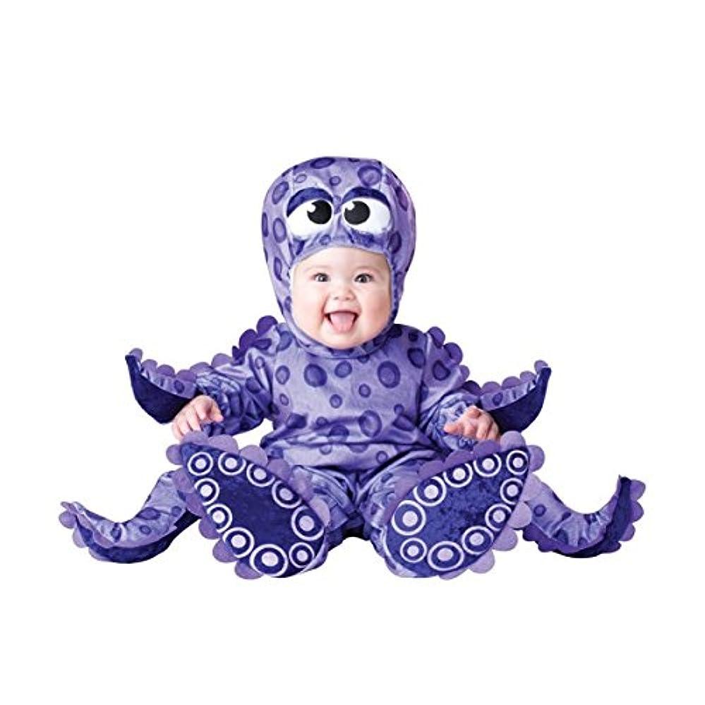 ボットログスーツケースTiny Tentacles Octopus Infant/Toddler Costume 小さな触手タコ乳児/幼児コスチューム サイズ:18 Months-2T