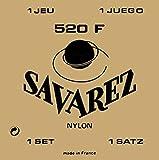SAVAREZ サバレス クラシックギター弦 フラメンコ ノーマルテンション3弦 529R (3st)