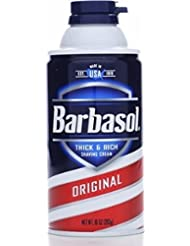 Barbasol Beard Buster Shaving Cream Original 10 oz (Pack of 6) [並行輸入品]