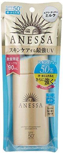 『アネッサ パーフェクトUV スキンケアミルク L SPF50+/PA++++ 90mL』の2枚目の画像
