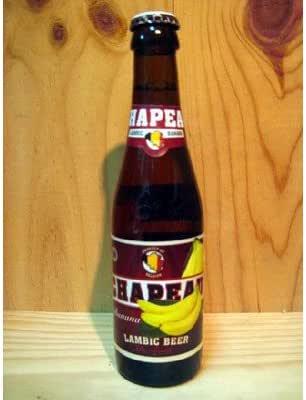 ベルギービール シャポー バナナ 250ml