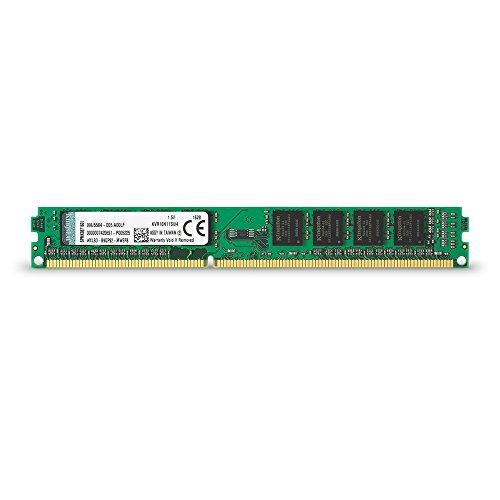 Kingston デスクトップPC メモリ DDR3 1600 (PC3-12800) 4GB CL11 Non-ECC DIMM (240pin) KVR16N11S8/4