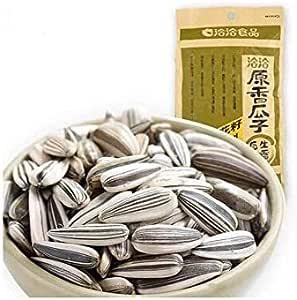 洽洽(原味)瓜子 チャチャ食用ひまわりの種 栄養補給 ポリポリ オリジナルの味 中国産特級品 ゆで上げ済 260g
