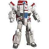 """Transformers Toys Generations War for Cybertron Commander Wfc-S28 Jetfire Action Figure - Siege Chapter - Adults & Kids Ages 8 & Up, 11"""""""