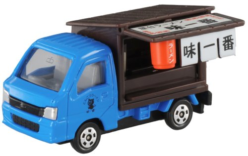 トミカ No.035 スバル サンバー ラーメン屋(箱) / タカラトミー