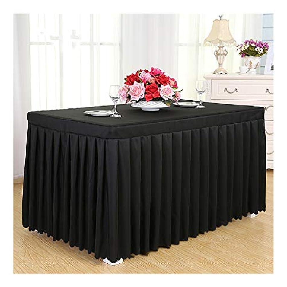 センチメンタル海外側テーブルクロス - パーティーホリデーディナーなどの長方形のポリエステルテーブルクロス (Color : F, Size : 120*60*75cm)