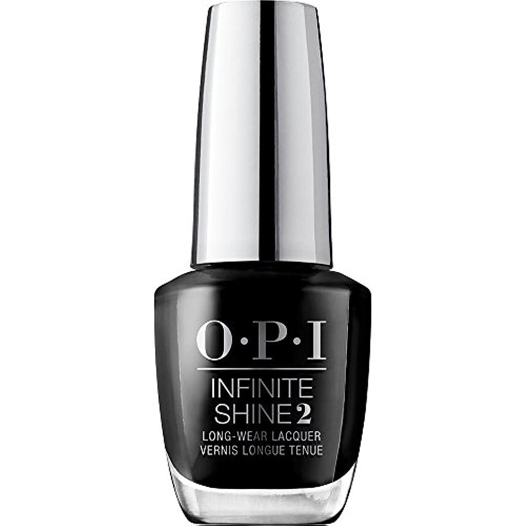 砂漠失礼再生可能OPI(オーピーアイ) インフィニット シャイン ISL T02 ブラック オニキス