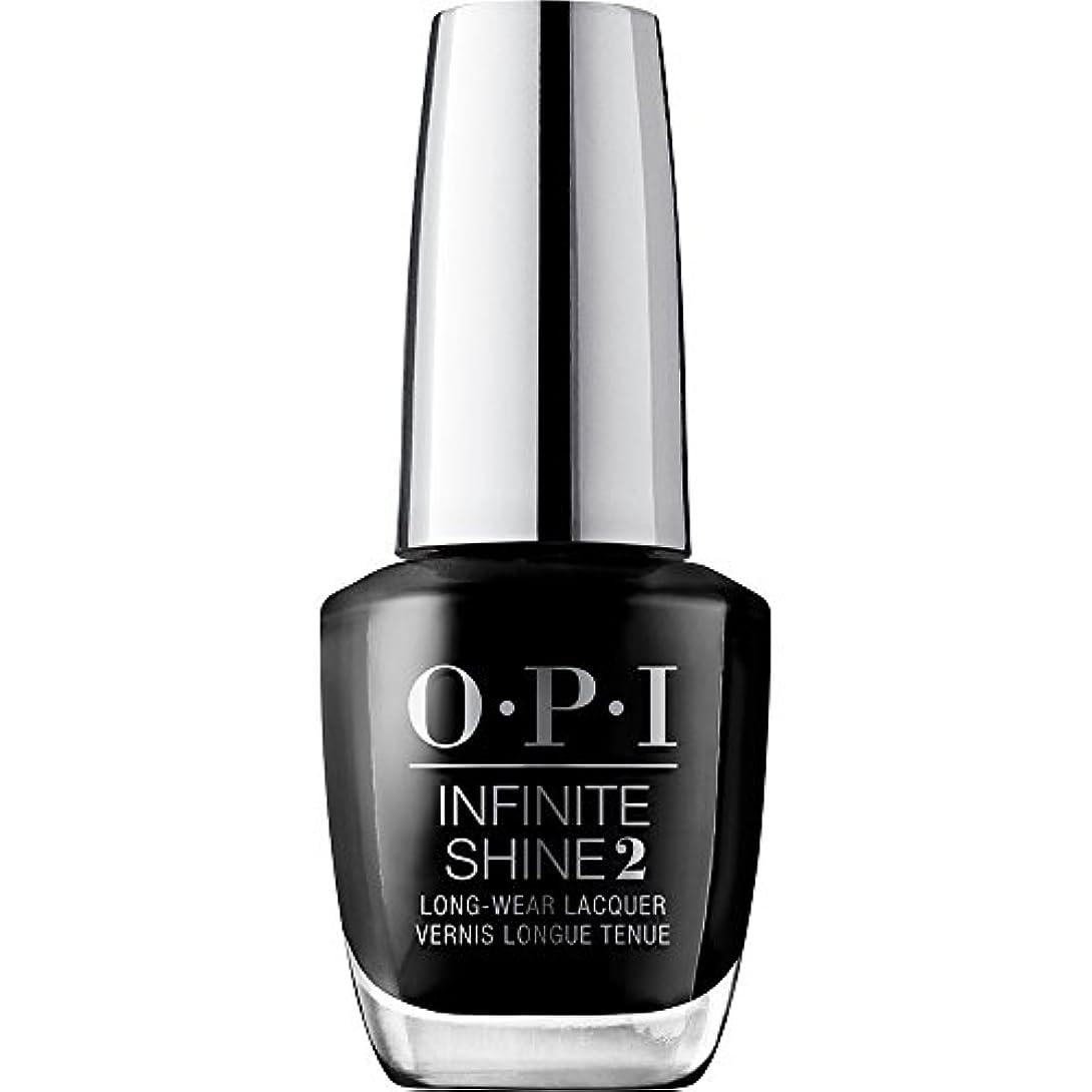 変更防止読者OPI(オーピーアイ) インフィニット シャイン ISL T02 ブラック オニキス