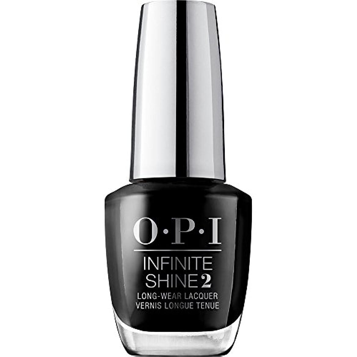 補助関連付ける称賛OPI(オーピーアイ) インフィニット シャイン ISL T02 ブラック オニキス