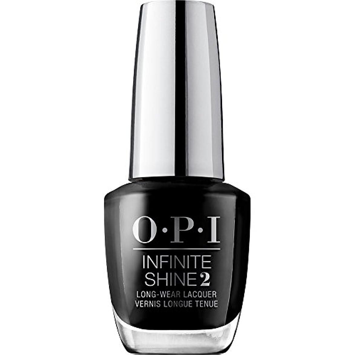 欲望主張する拒絶OPI(オーピーアイ) インフィニット シャイン ISL T02 ブラック オニキス