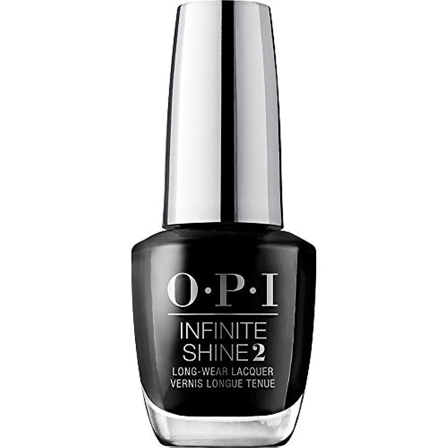 ぼんやりした合体好みOPI(オーピーアイ) インフィニット シャイン ISL T02 ブラック オニキス