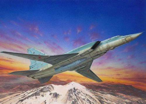 イタレリ 1238 1/72 TU-22M バックファイヤーC