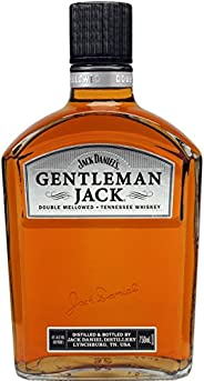 Jack Daniels Gentlemans Jack Bourbon, 750ml