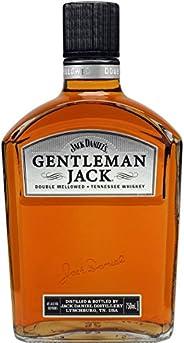 Jack Daniels Gentlemans Jack Bourbon, 750ml