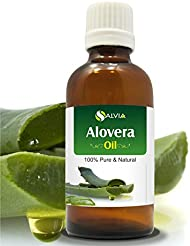 Alovera OIL 100% Natural Pure Undiluted Uncut Carrier Oil 100ml