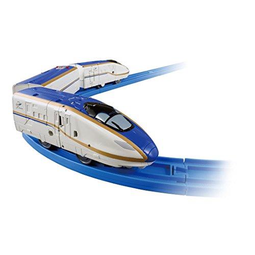 プラレール 新幹線変形ロボ シンカリオン DXS03 シンカリオン E7かがやき