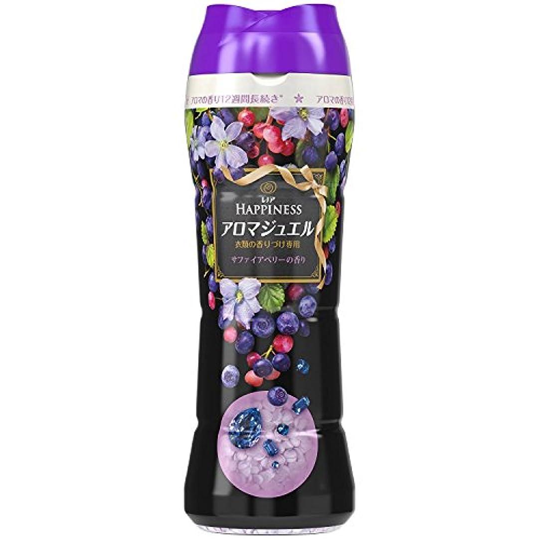 カビきしむ高めるレノア ハピネス 香り付け専用剤 アロマジュエル サファイアベリーの香り 本体 520ml × 6個