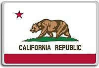 Flag Of California - Flags of the U.S. states fridge magnet - ?????????